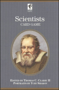 Scientists Playing Cards