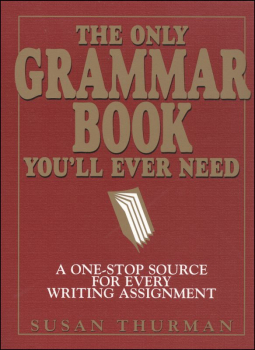 Only Grammar Book You'll Ever Need