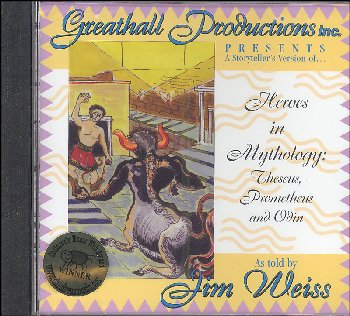Heroes in Mythology CD