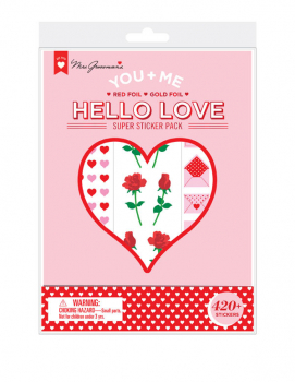 Hello Love Super Sticker Pack