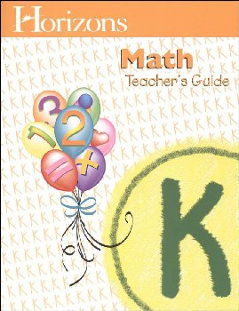 Horizons Math K Teacher