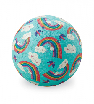 Rainbow Dreams Playground Ball - 7 inch