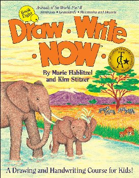 Draw-Write-Now Book 8