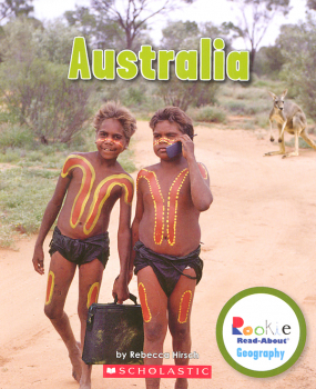 Australia (Rookie Read-About Geography)