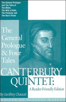 Canterbury Quintet: A Reader-Friendly Edition