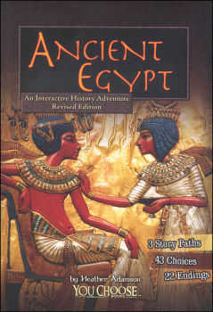 Ancient Egypt: An Interactive History Adventure 2nd Edition