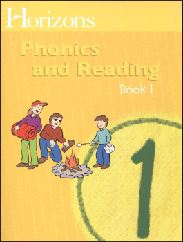 Horizons Phonics & Reading 1 Student Book 1