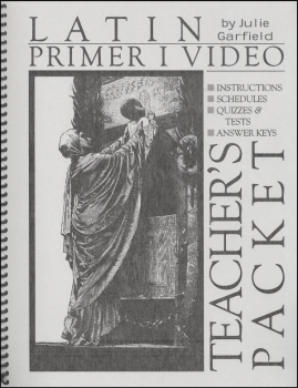 Latin Primer Book 1 Teacher's Packet 2ED