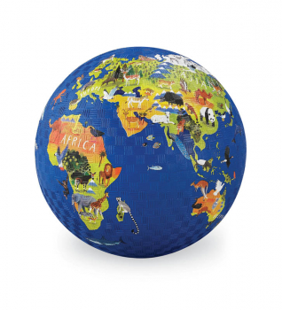 World Playground Ball - 7 inch