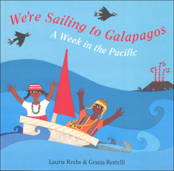 We're Sailing to Galapagos: Week in the Pacific