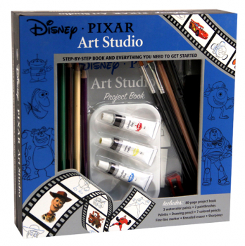 Disney - Pixar Art Studio