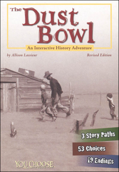 Dust Bowl:An Interactive History Adventure 2E