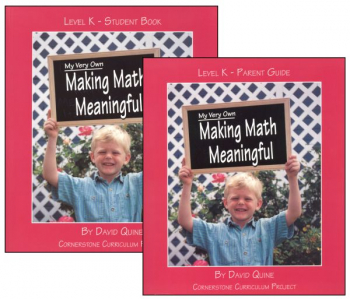 Making Math Meaningful K Set