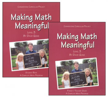 Making Math Meaningful 3 Set