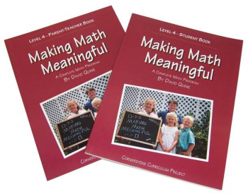 Making Math Meaningful 4 Set