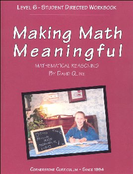Making Math Meaningful 6 Student Workbook