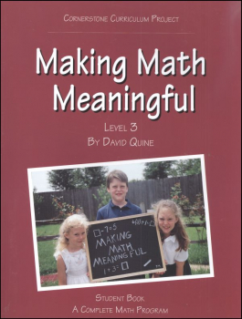 Making Math Meaningful 3 Student Workbook