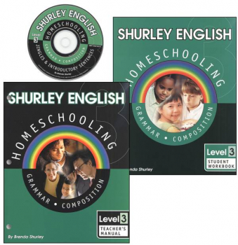 Shurley English Homeschool Kit Level 3