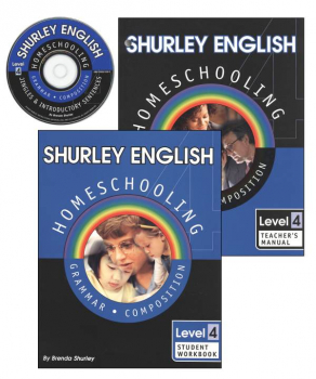 Shurley English Homeschool Kit Level 4