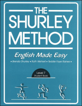 English Made Easy Level 7 Book