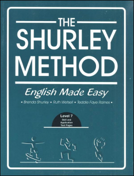 English Made Easy Level 7 Test Workbook