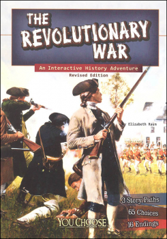 Revolutionary War: An Interactive History Adventure 2nd Edition