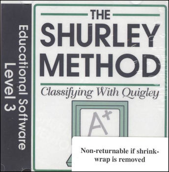 Shurley Method Educational Software Level 3