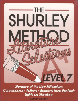 Shurley Method Literature Selections Level 7