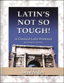 Latin's Not So Tough Level 5 Full-Text Answer Key