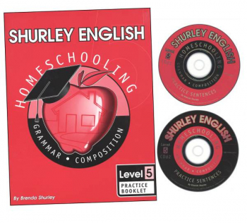 Shurley English Level 5 Practice Set