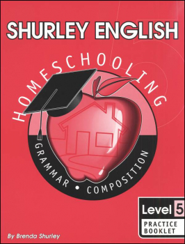 Shurley English Level 5 Practice Booklet
