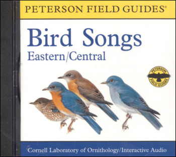 Peterson Field Guide to Bird Songs: Eastern and Central North America CD