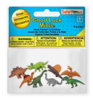 Dinos (Good Luck Minis Fun Pack)