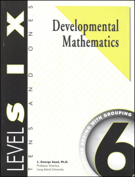 Developmental Math Level 6 Worktext