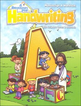 Reason for Handwriting A Student Workbook