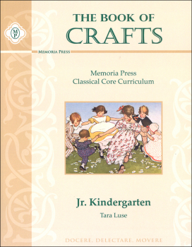 Book of Crafts for Junior Kindergarten