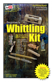 Whittling Kit (without knife)