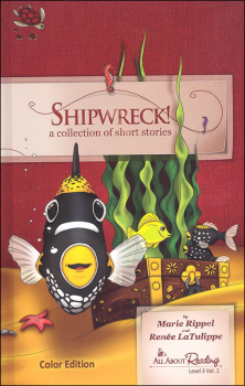 Shipwreck!: Collection of Short Stories Level 3 Color Edition