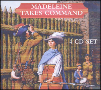Madeleine Takes Command Unabridged Audio CD