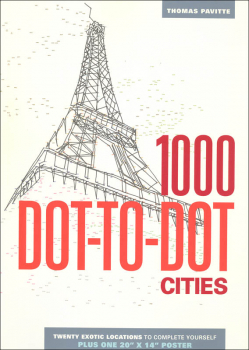 1000 Dot-to-Dot Cities