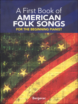 First Book of American Folk Songs