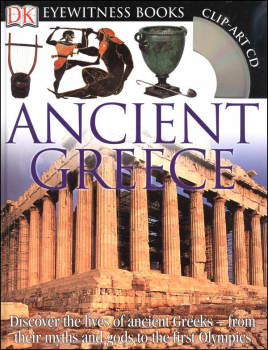Ancient Greece (Eyewitness Book)