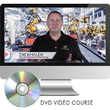 TMA Basic Automation Course - DVD Set