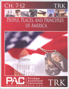 People Places & Principles of America Teacher Resource Year 2
