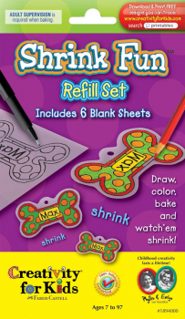 Shrink Fun Refill Kit