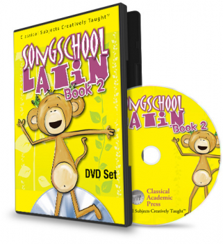 Song School Latin Book 2 DVD Set