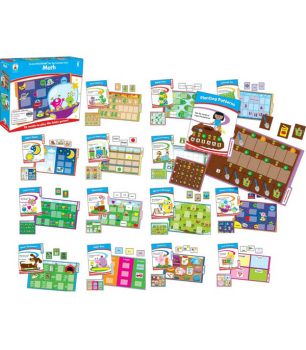 Math File Folder Games Grade K
