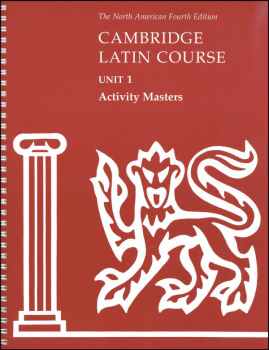 Cambridge Latin Course Unit 1 Activity Masters