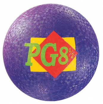 Purple Playground Ball