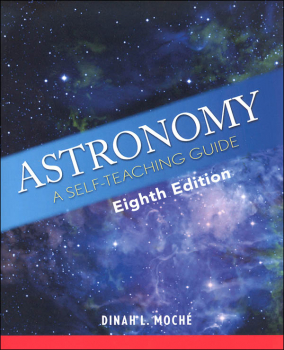 Astronomy: A Self-Teaching Guide 8th Edition